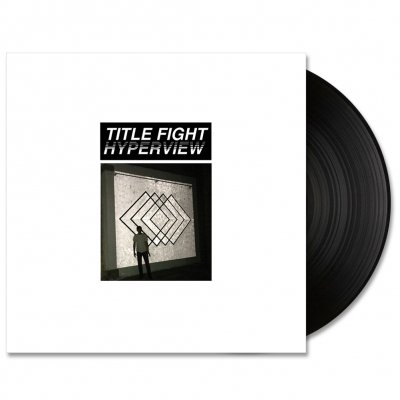 Title Fight - Hyperview | Black Vinyl
