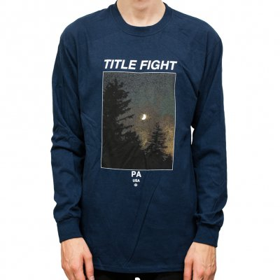 title-fight - Cherry Springs | Longsleeve
