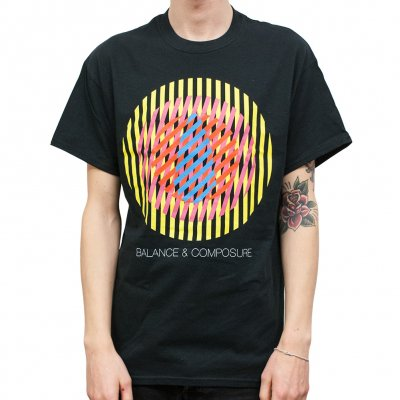 Balance And Composure - Color Circle | T-Shirt
