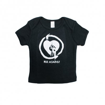 rise-against - Heart Fist Black | Toddler T-Shirt