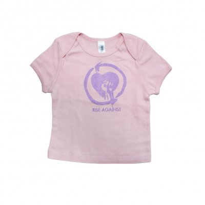 rise-against - Heart Fist Pink | Toddler