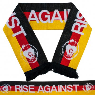 rise-against - Logo | Scarf