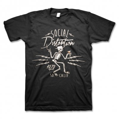 social-distortion - Electric Skelly | T-Shirt
