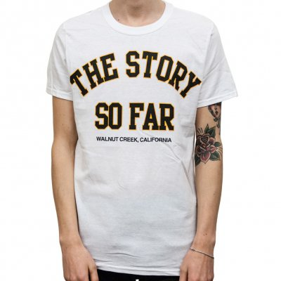 the-story-so-far - Simple Arch | T-Shirt