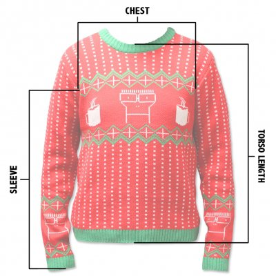 2014 Holiday | Knit Sweatshirt