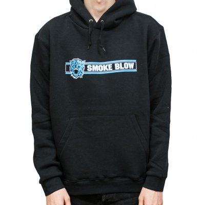 Smoke Blow - Balken Black | Hoodie