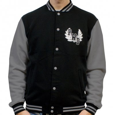 epitaph-records - Eagle BLK/GRY | College Jacket