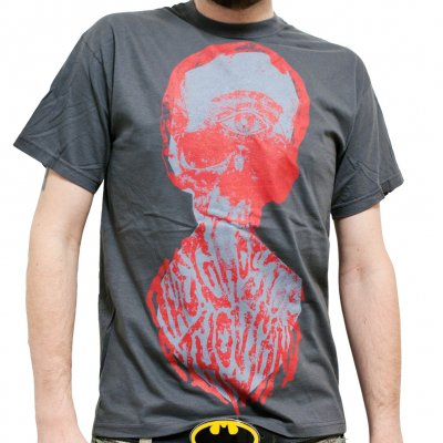 The Ghost Of A Thousand - Red Skull | T-Shirt
