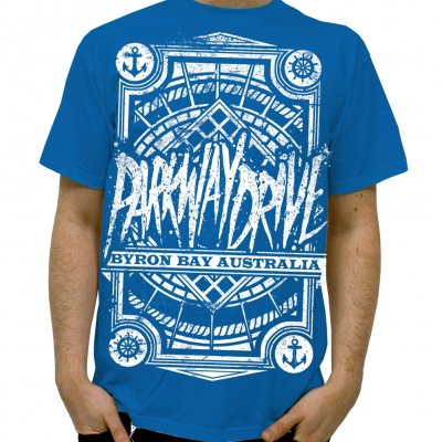 parkway-drive - Byron Bay Royal | T-Shirt
