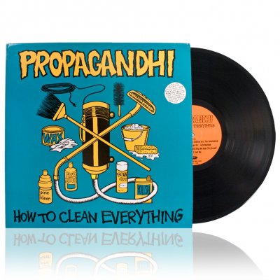 Propagandhi - How To Clean Everything | Vinyl