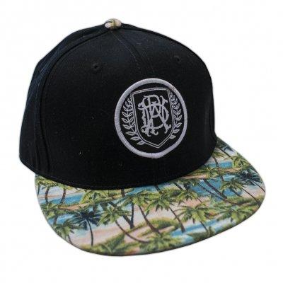 Ocean Palms | Snapback Cap