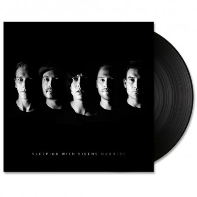 sleeping-with-sirens - Madness | Black Vinyl