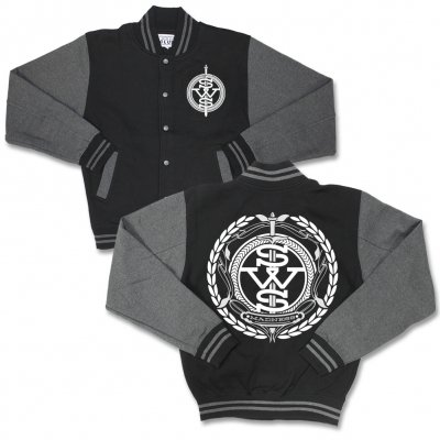 sleeping-with-sirens - Crest Logo | College Jacket