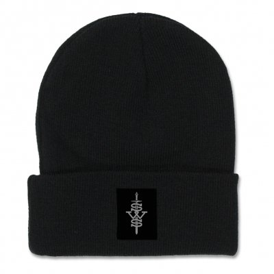 Sleeping With Sirens - SWS Patch | Beanie