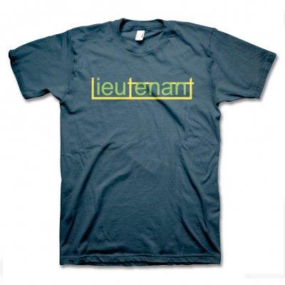 Lieutenant - Logo | T-Shirt