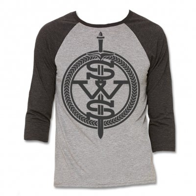 sleeping-with-sirens - Symbol | Raglan 3/4  Longsleeve