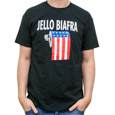 Jello Biafra - Media | T-Shirt