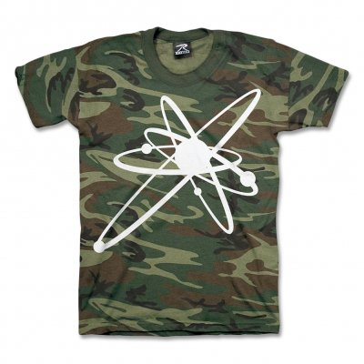 Strung Out - Astrolux Camo | T-Shirt