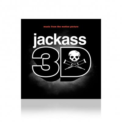 Jackass - 3-D Soundtrack | CD