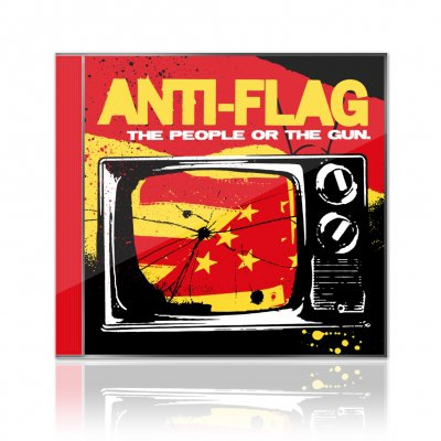 Anti-Flag - The People Or The Gun | CD