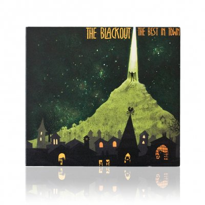 The Blackout - The Best In Town | CD