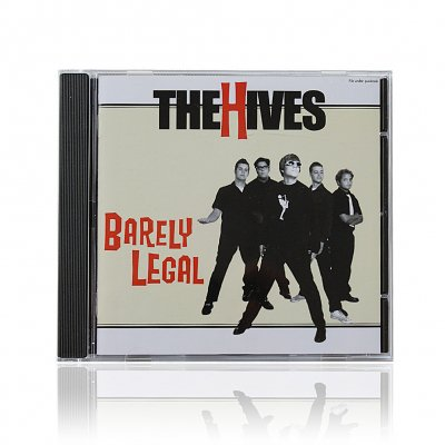 Barely Legal | CD