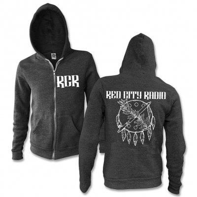 Red City Radio - Dream Catcher | Zip-Hood