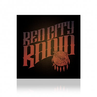 Red City Radio - s/t | CD
