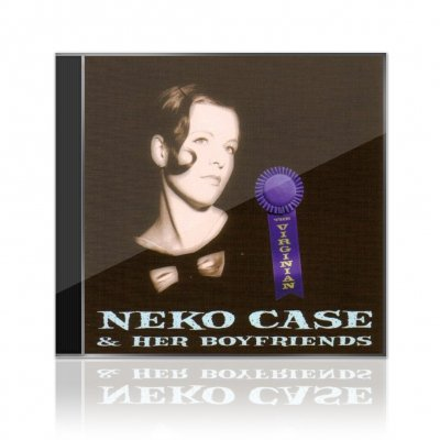 neko-case - The Virginian | CD