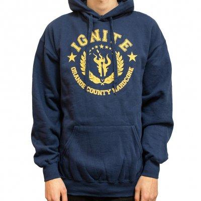 ignite - College Navy |Hoodie