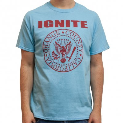 Ignite - President Skyblue | T-Shirt