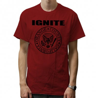 ignite - President Red | T-Shirt