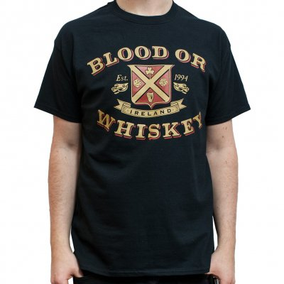 blood-or-whiskey - Whiskey | T-Shirt