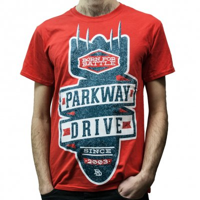 parkway-drive - Bomb | T-Shirt