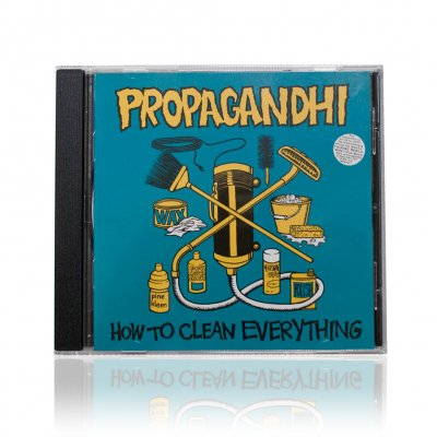 How to Clean Everything | Remastered CD