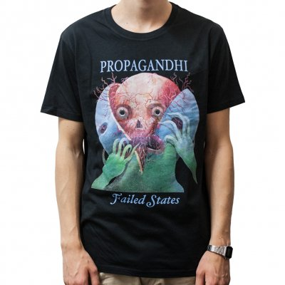 Propagandhi - Splitter Failed States | T-Shirt