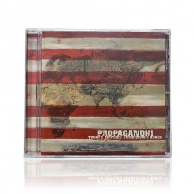 Propagandhi - Today's Empire Tomorrow's Ashes | CD
