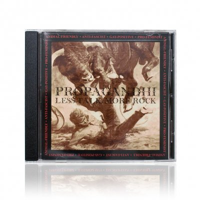 propagandhi - Less Talk More Rock | CD