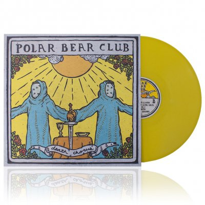 polar-bear-club - Death Chorus | Yellow Vinyl