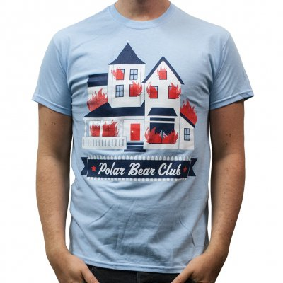 polar-bear-club - Housefire | T-Shirt