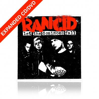 Rancid - Let The Dominoes Fall | Expanded CD/DVD