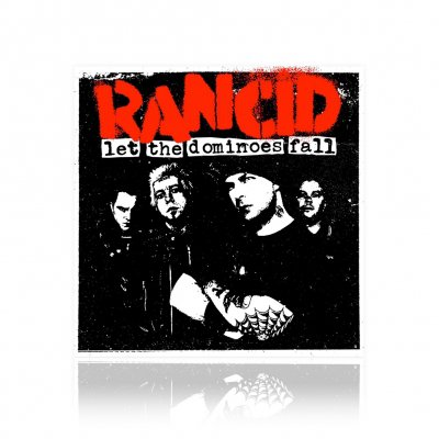 Rancid - Let The Dominoes Fall | CD