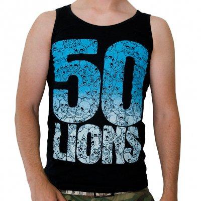 50 Lions - Logo | Tank Top