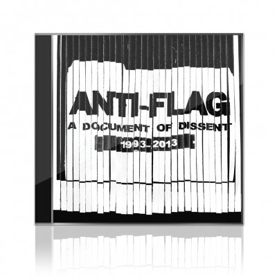 Anti-Flag - A Document Of Dissent | CD