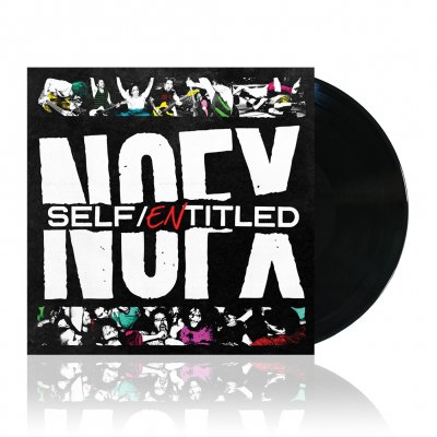 NOFX - Self/Entitled | Black Vinyl