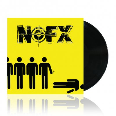 NOFX - Wolves In Wolves' Clothing | Black Vinyl