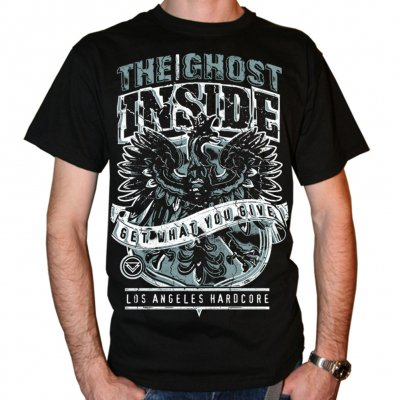 The Ghost Inside - Hierachy | T-Shirt
