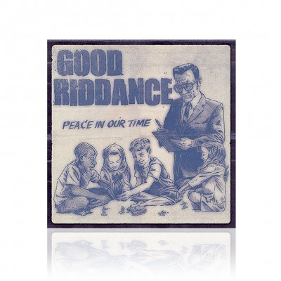 Good Riddance - Peace In Our Time | CD