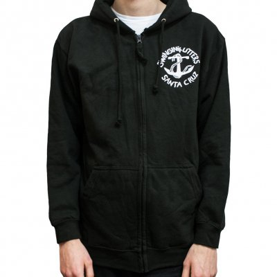 Swingin Utters - Beach Sailor | Zip Hood