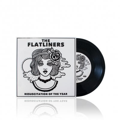 the-flatliners - Resuscitation Of The Year | 7 Inch
